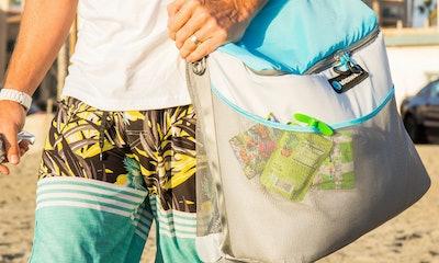 Wildhorn Tortuga Beach Bag Cooler Tote