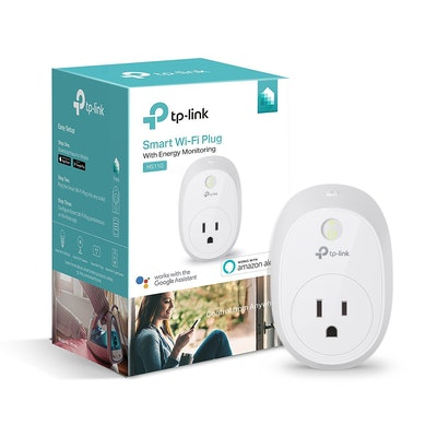 Kasa Smart Plug With Energy Monitoring