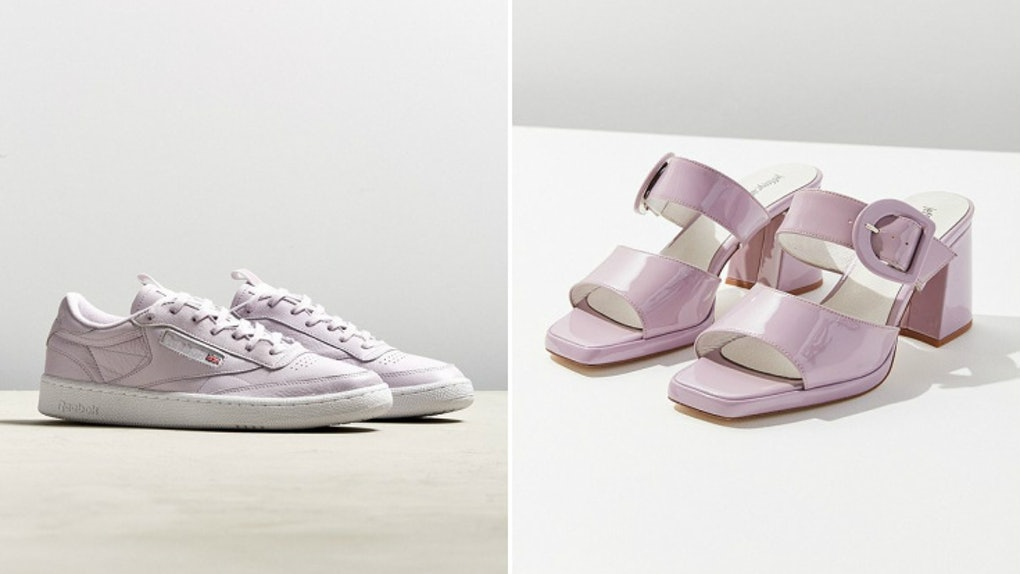 6a662baa90 Millennial Lilac Shoes Are Here To Make Your Summer Style Super Grape
