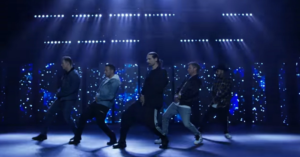 Backstreet Boys' New Video Includes Choreography That Will Look Super Familiar T...