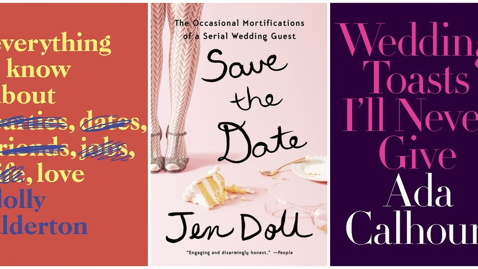 11 books for brides that make the perfect wedding shower or bachelorette party gift