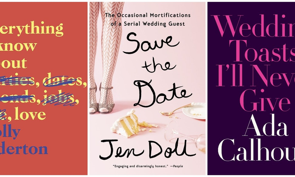 11 books for brides that make the perfect wedding shower or