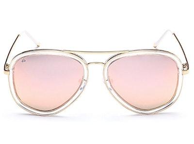PRIVÉ REVAUX Pink Sunglasses