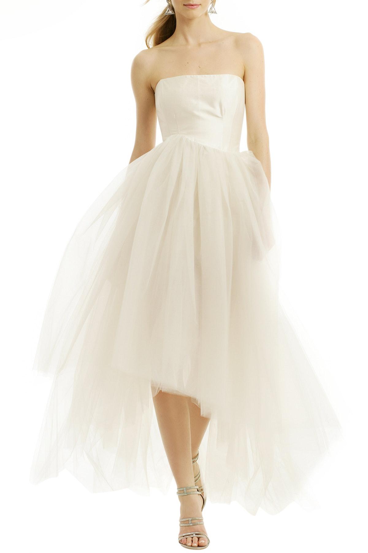 Allison Parris Sugar Coat Dress