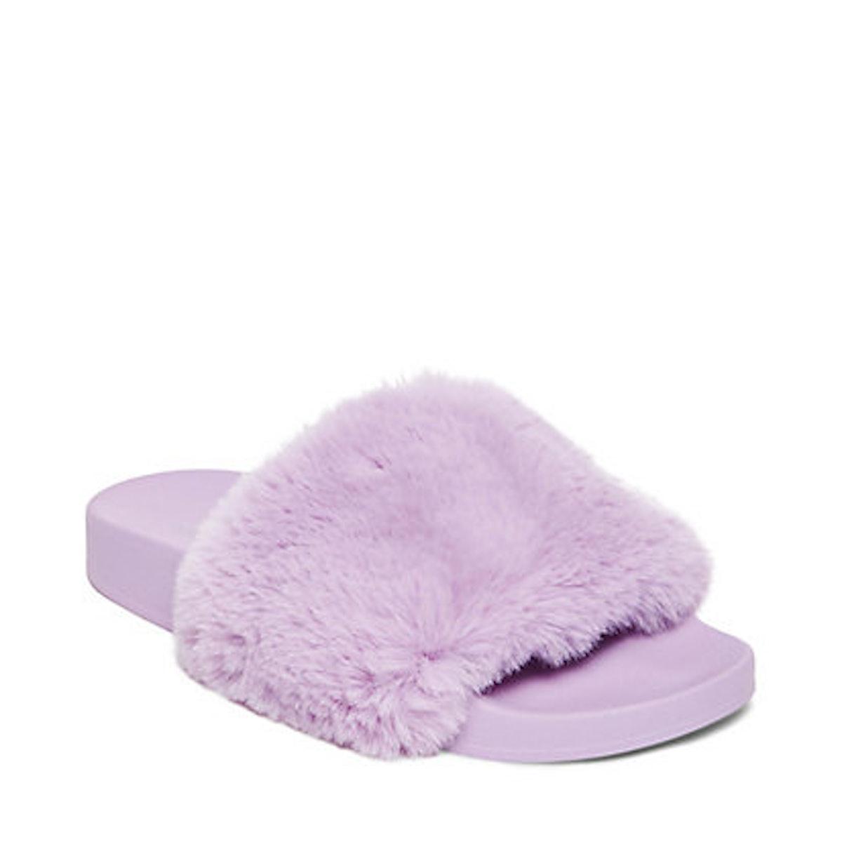 Softey Furry Slides