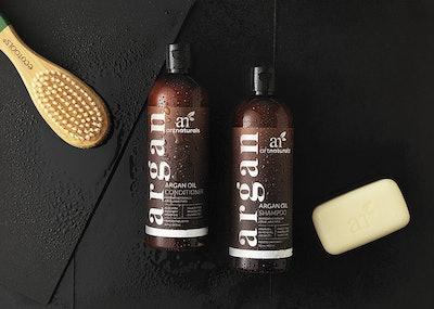 Art Naturals Organic Moroccan Argan Oil Shampoo and Conditioner Set