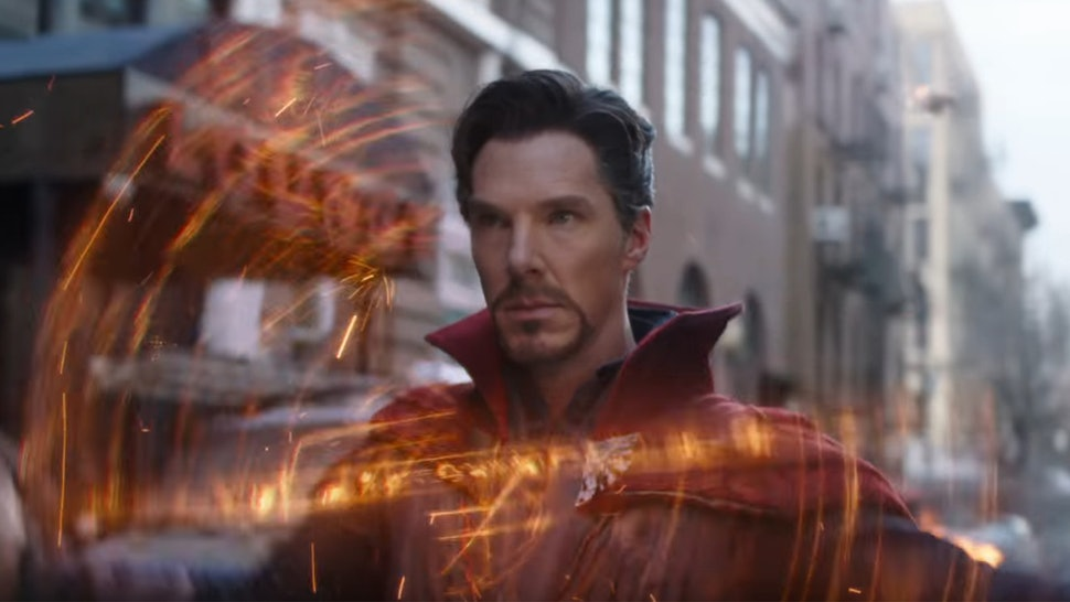 This Infinity War Theory About Doctor Strange The Time Stone Could Change Everything For The Avengers