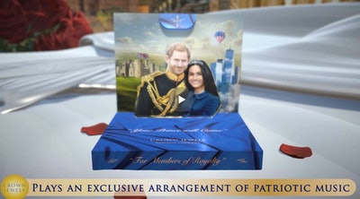 Crown Jewels Royal Wedding Condoms