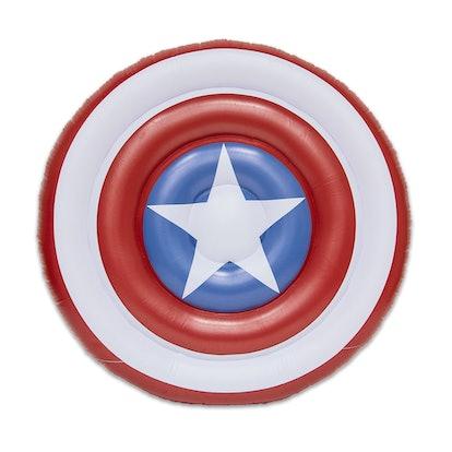 Captain America Shield Float