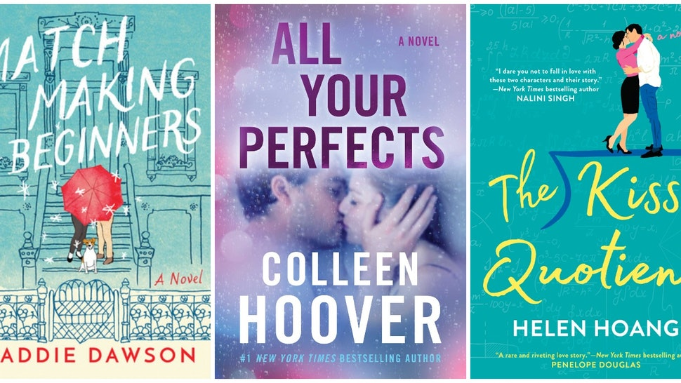 The 15 Hottest New Romance Novels To Read This Summer