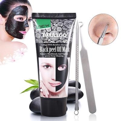 Toullgo Charcoal Peel Off Mask
