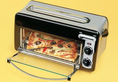 Hamilton Beach, Toastation 2-Slice Toaster and Countertop Oven