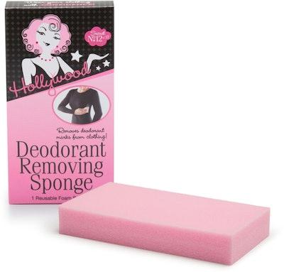 Hollywood Fashion Secrets Deodorant Removing Sponge