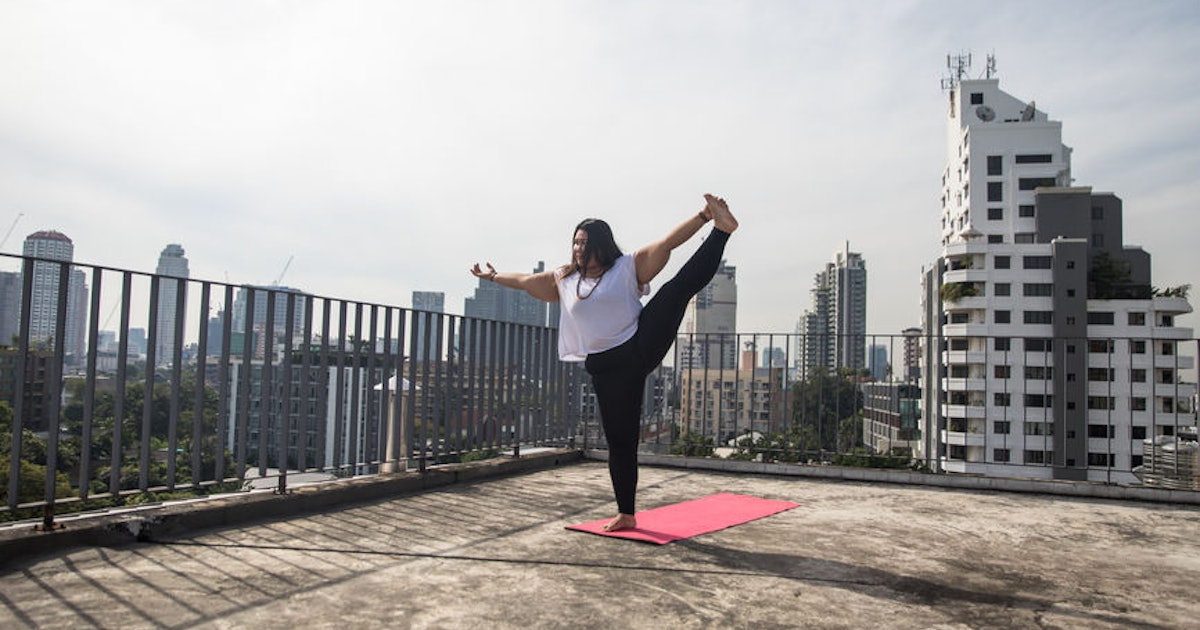 5 Myths About Flexibility That Are Preventing You From Getting Bendy AF