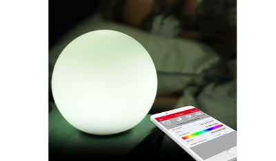 MIPOW Sphere Smart Color-Changing Light