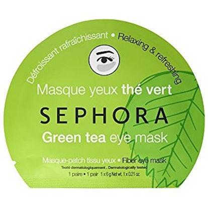SEPHORA COLLECTION Eye Mask - Green Tea