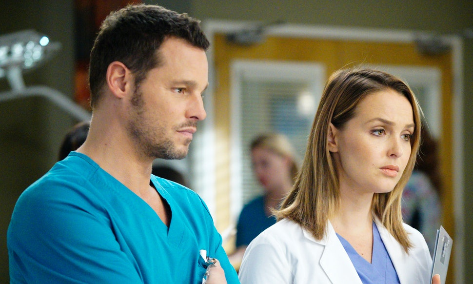 Are Alex & Jo Returning For \'Grey\'s Anatomy Season 15? They Have A ...