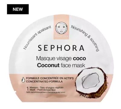 Face Mask - Coconut