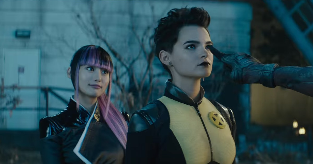 After Deadpool 2 We Need To Talk About How Asian Women Are Depicted In Marvel Movies