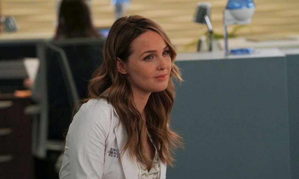 Camilla Luddington\'s \'Grey\'s Anatomy\' Contract Reveals If Jo Will ...