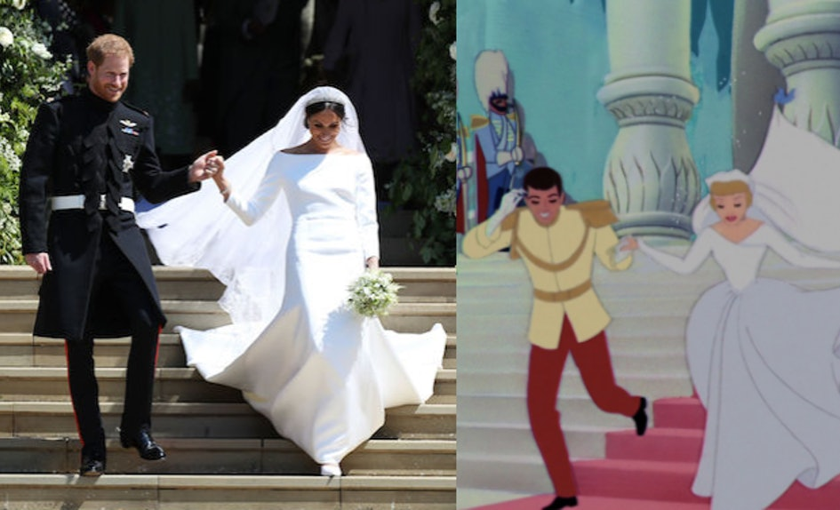 These Tweets About Meghan Markle Cinderella Will Convince You She S A Disney Princess