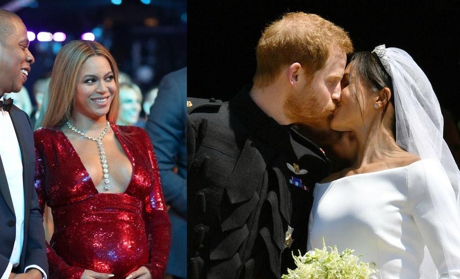 The Royal Wedding Vs. Beyonce & JAY-Z's Wedding Shows
