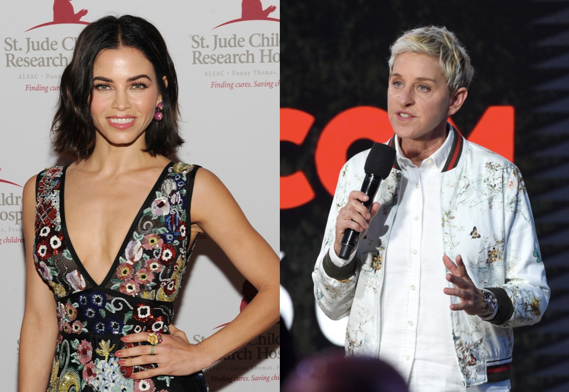 Discussion on this topic: Jenna Dewan Just Responded To Ellen Calling , jenna-dewan-just-responded-to-ellen-calling/