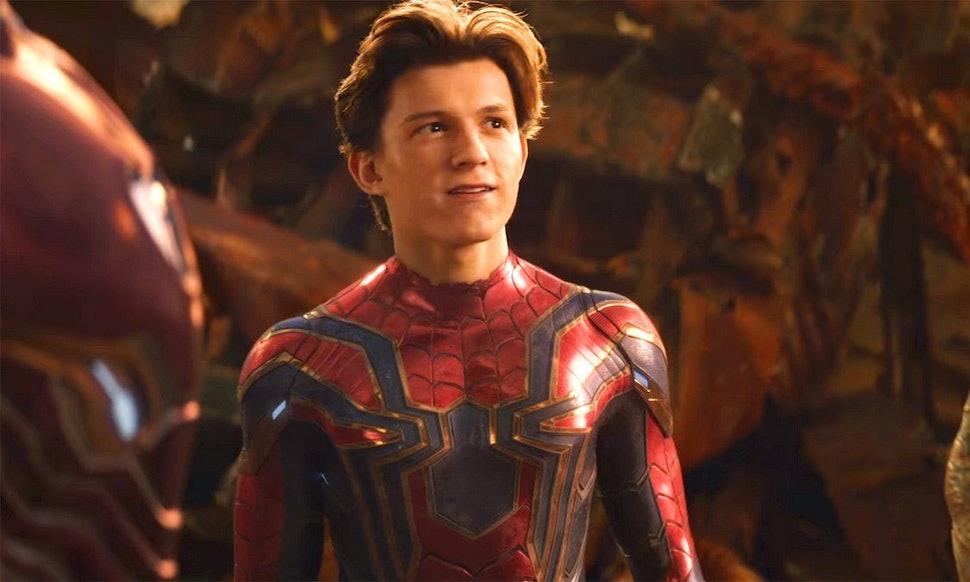 avengers 4 spider-man ile ilgili görsel sonucu