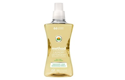 Method 4x Concentrated Laundry Detergent Free + Clear