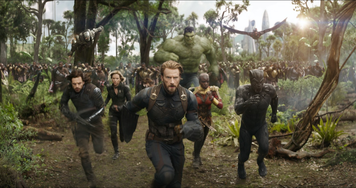 'Avengers 4' Won't Fix The 'Infinity War' Ending, So Some Of Your Favorite Heroes Are Gone For Good