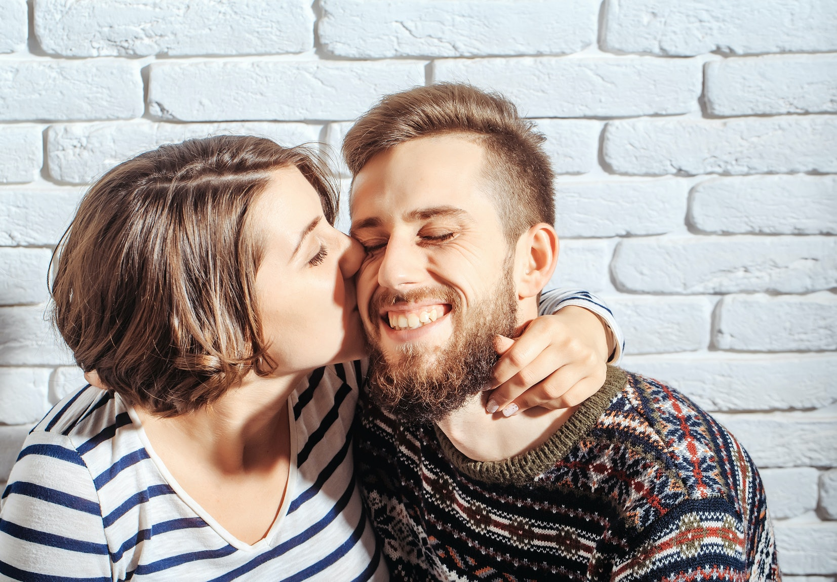 How long after hookup should you kiss