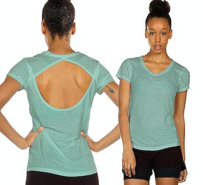 Izyzone Open Back T-Shirt