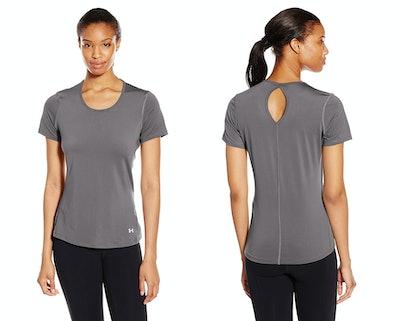 Under Armour HeatGear Cool Switch Short-Sleeve T-Shirt
