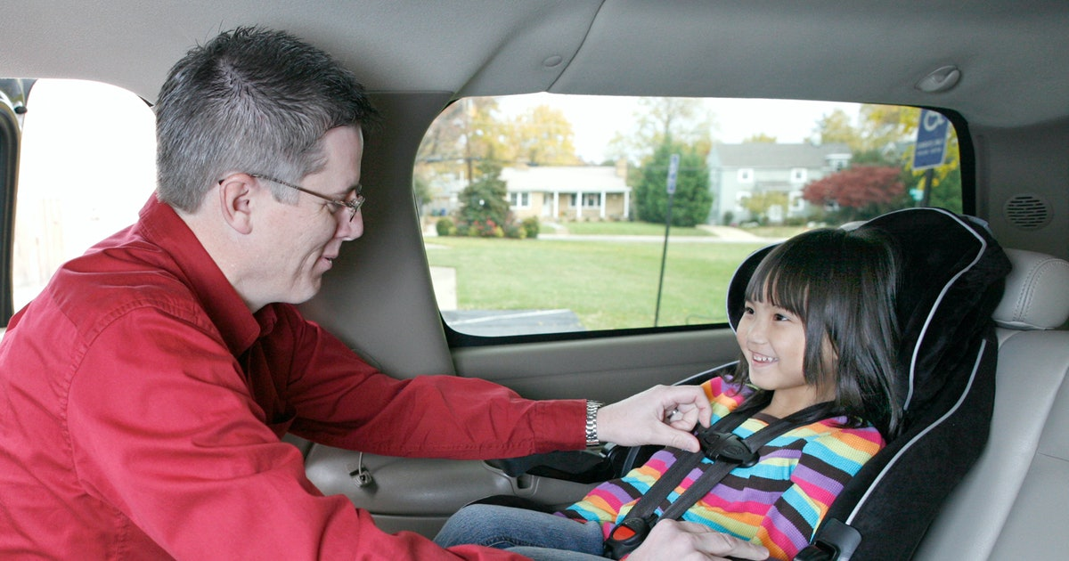 Car Seat Checked At A Fire Station, Do Fire Stations Help Install Car Seats