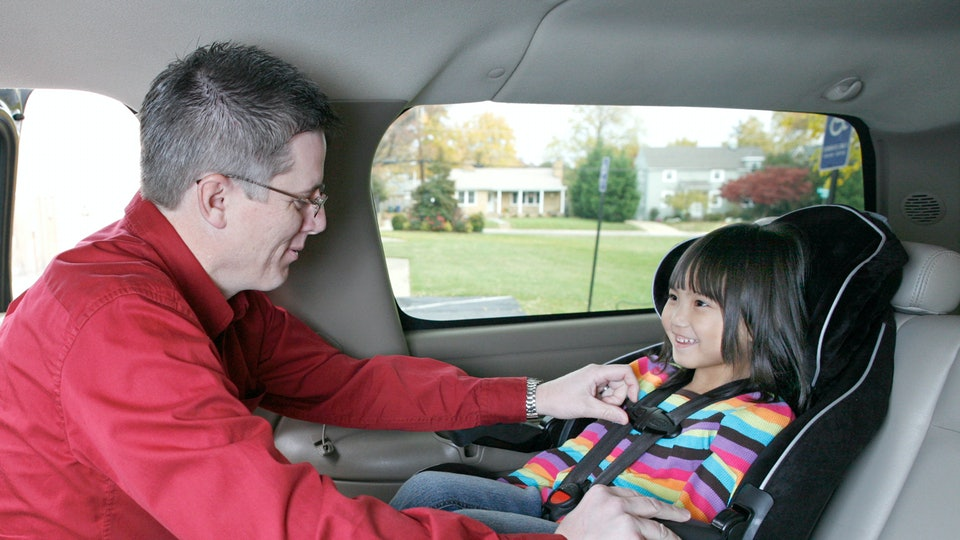 Can You Get Your Car Seat Checked At A Fire Station Another Myth Busted