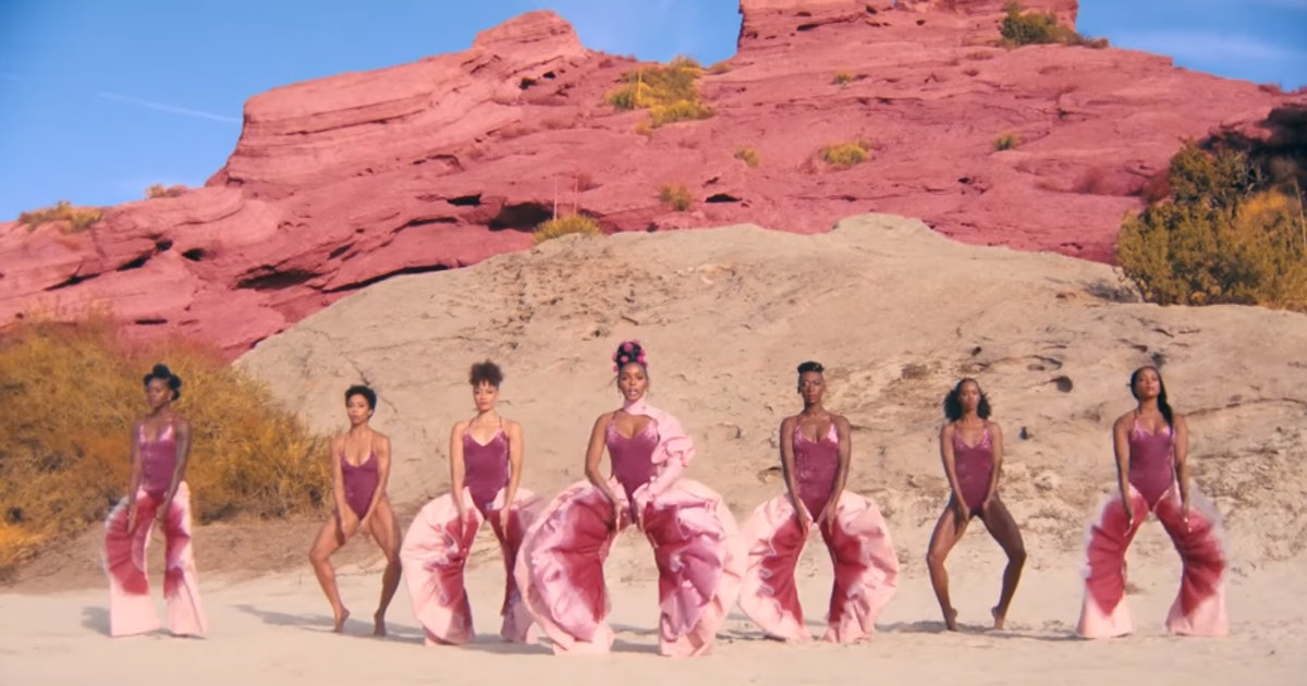 "Janelle Monáe's ""Vagina Pants"" From Her 'Pynk' Video Might Actually H..."