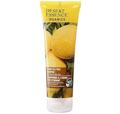 Desert Essence Organics Lemon Tea Tree Shampoo