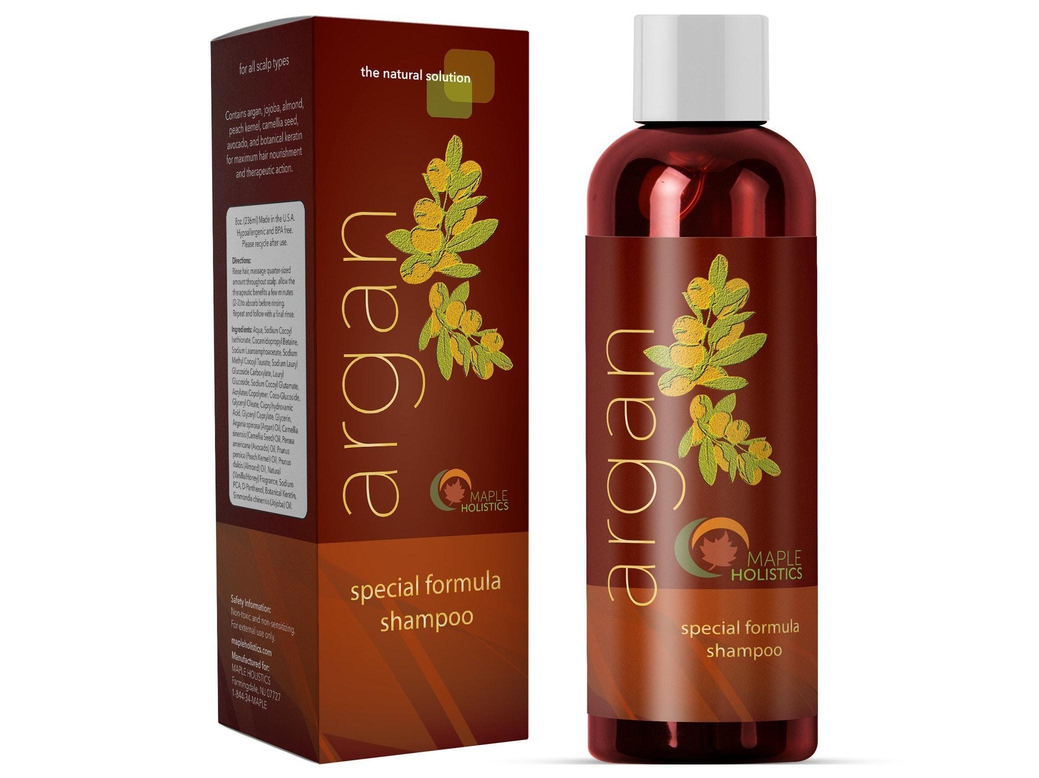 The 4 Best Organic Shampoos For Fine Hair Gieve Eucalyptus Conditioner