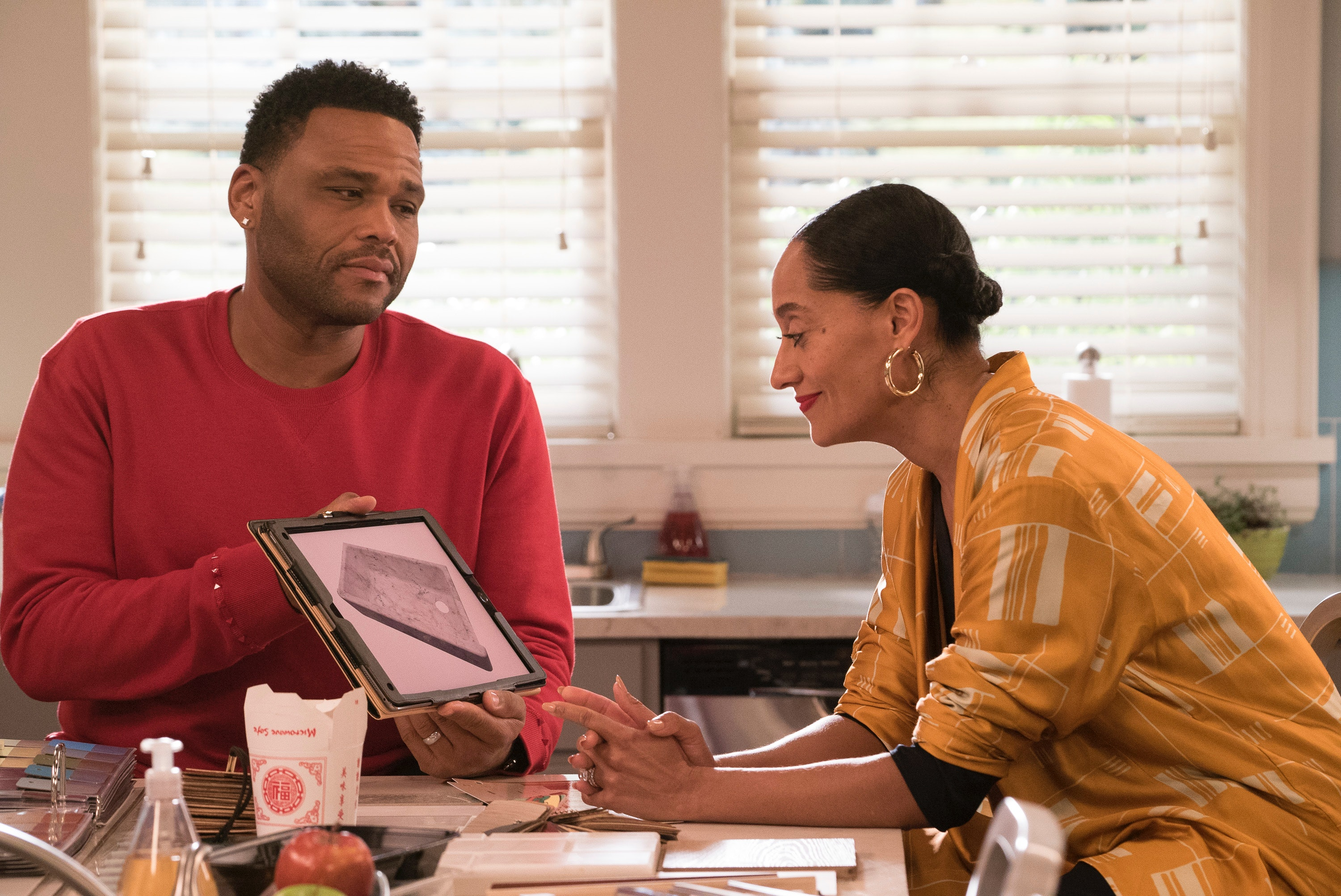 Dre Bow Are Separating On Black Ish Fans Absolutely