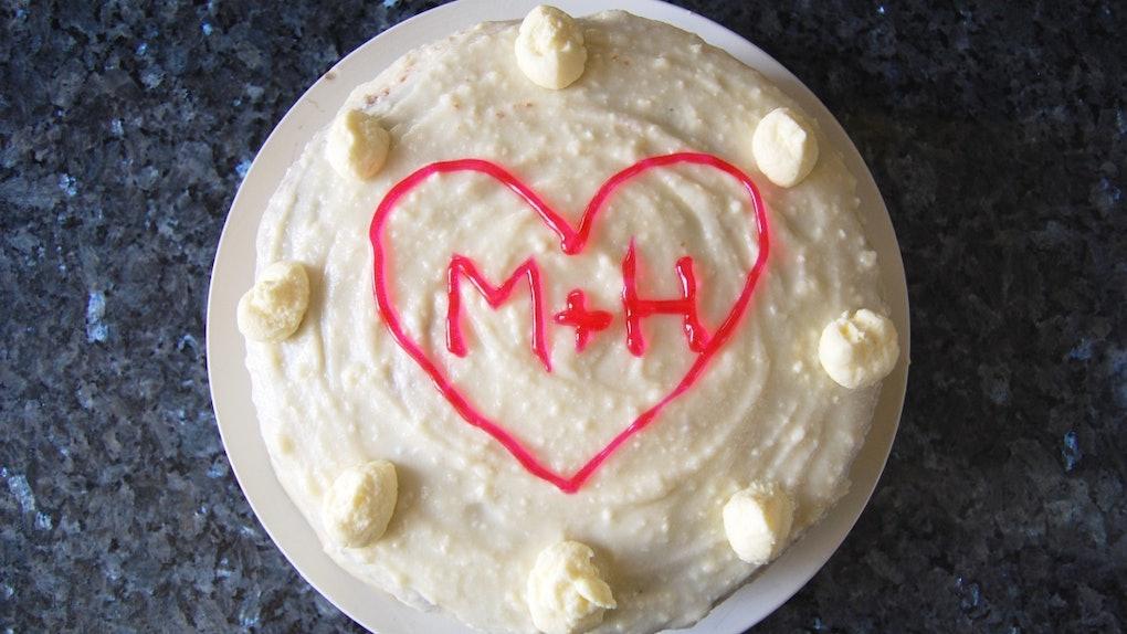 Meghan Markle Wedding Cake.I Baked Meghan Markle Prince Harry S Wedding Cake It Was