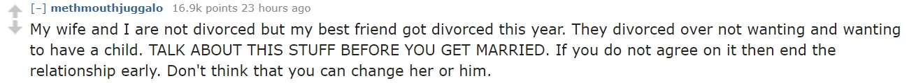 13 Divorcees On Reddit Reveal The Red Flag They Ignored
