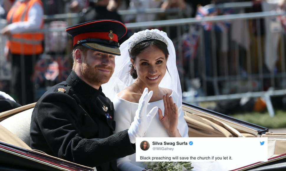 The Royal Wedding Centered Black Church Culture Its A Symbol Of