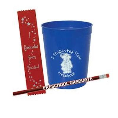 Preschool Graduation Fun Cup Set