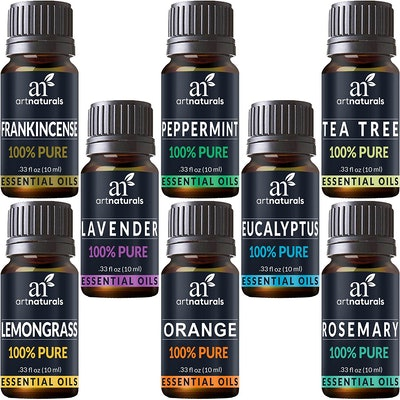 Majestic Pure Aromatherapy Essential Premium Oils Set