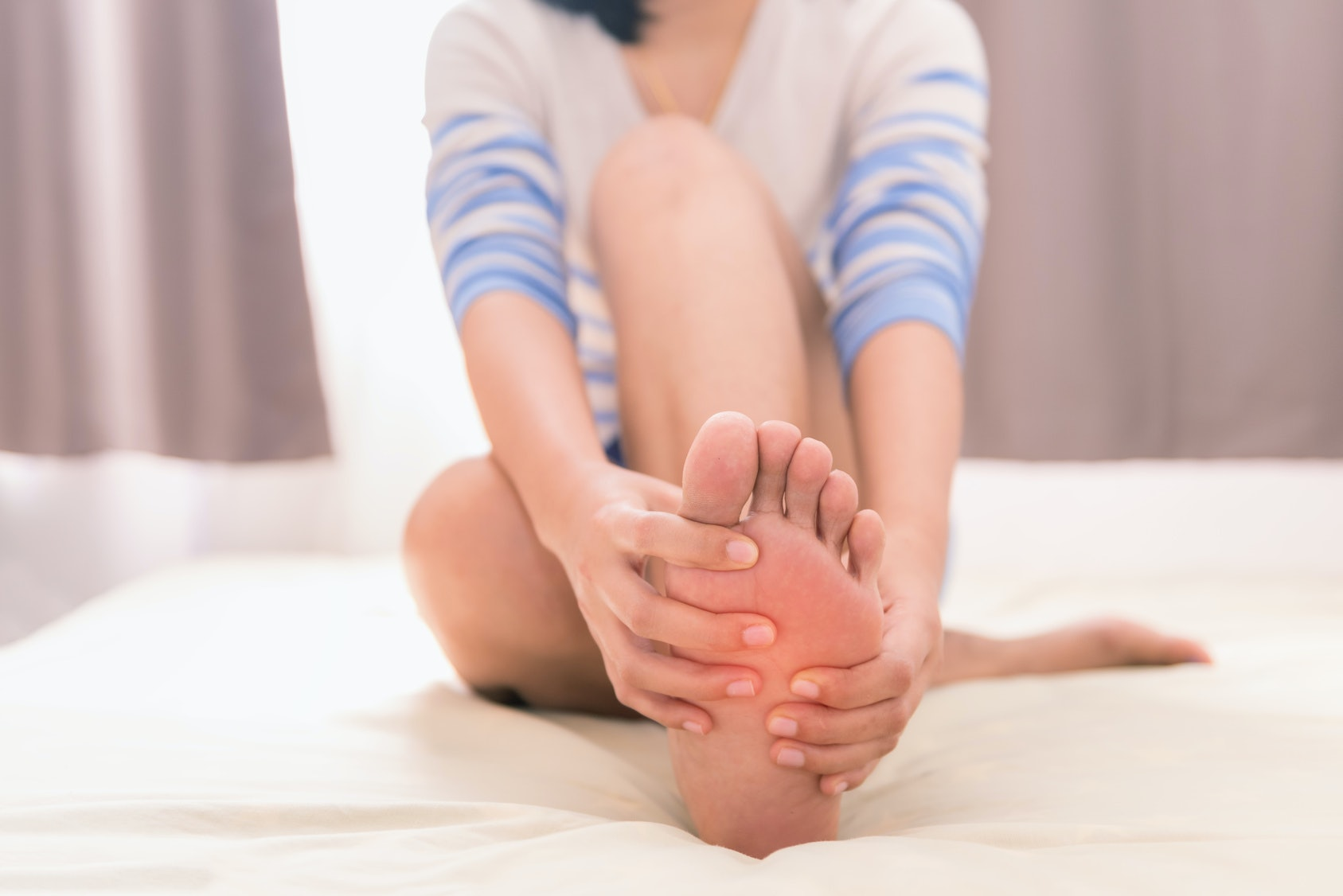 7 Things Your Feet Reveal About Your Health According To Eastern