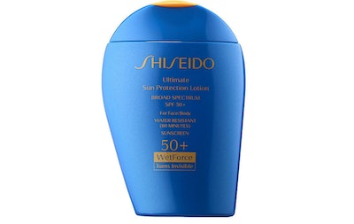 Shiseido Ultimate Sun Protection Lotion Broad Spectrum SPF 50+