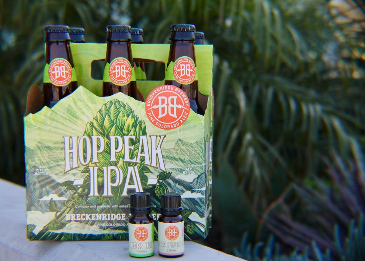 Hop Peak IPA Oils