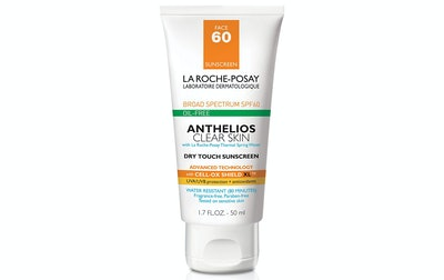 La Roche-Posay Anthelios Clear Skin Face Sunscreen SPF 60