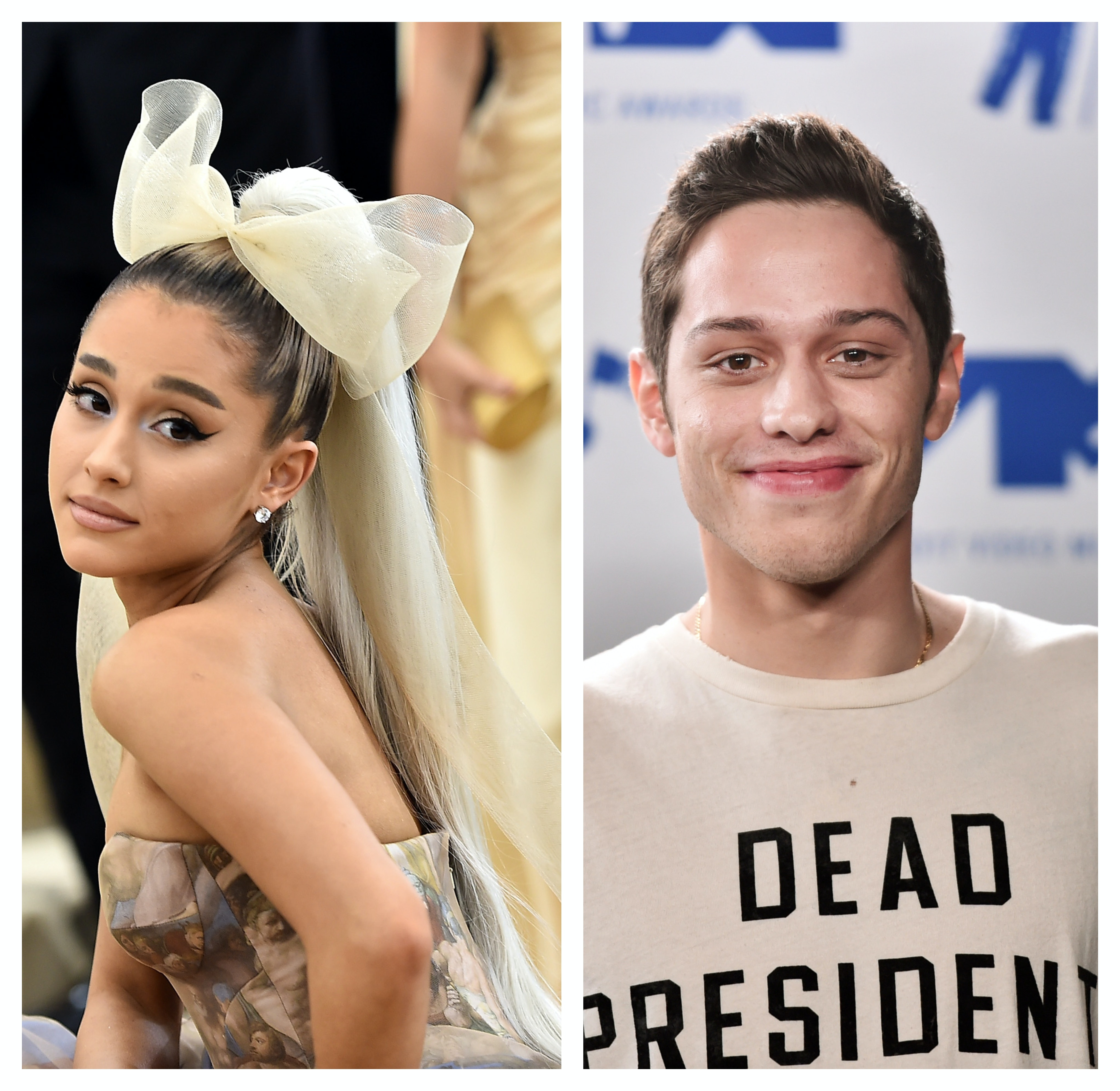 Who is dating ariana grande now hated