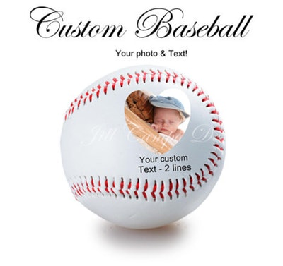 Customized Baseball